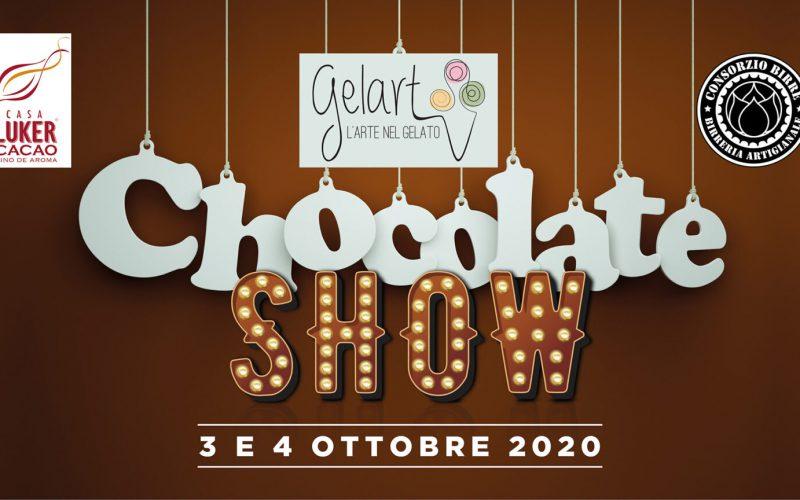 Chocolate Show di Gelart 2020